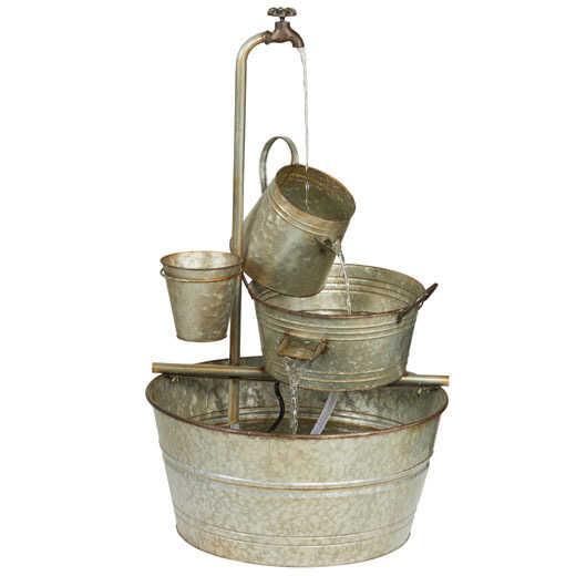 Fountains and Bird Baths