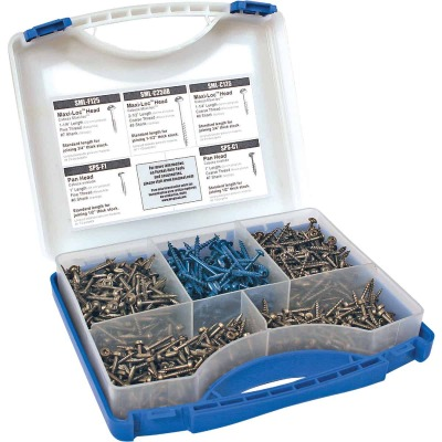 Kreg Pocket Screw Repair Kits (675 Ct.)
