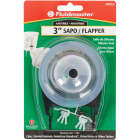 Fluidmaster 3 In. Adjustable Cato Replacement Flapper Image 1