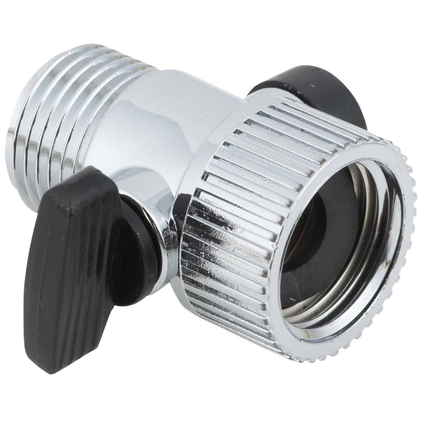 Do it 1/2 In. Chrome Shower Head Flow Control Image 1