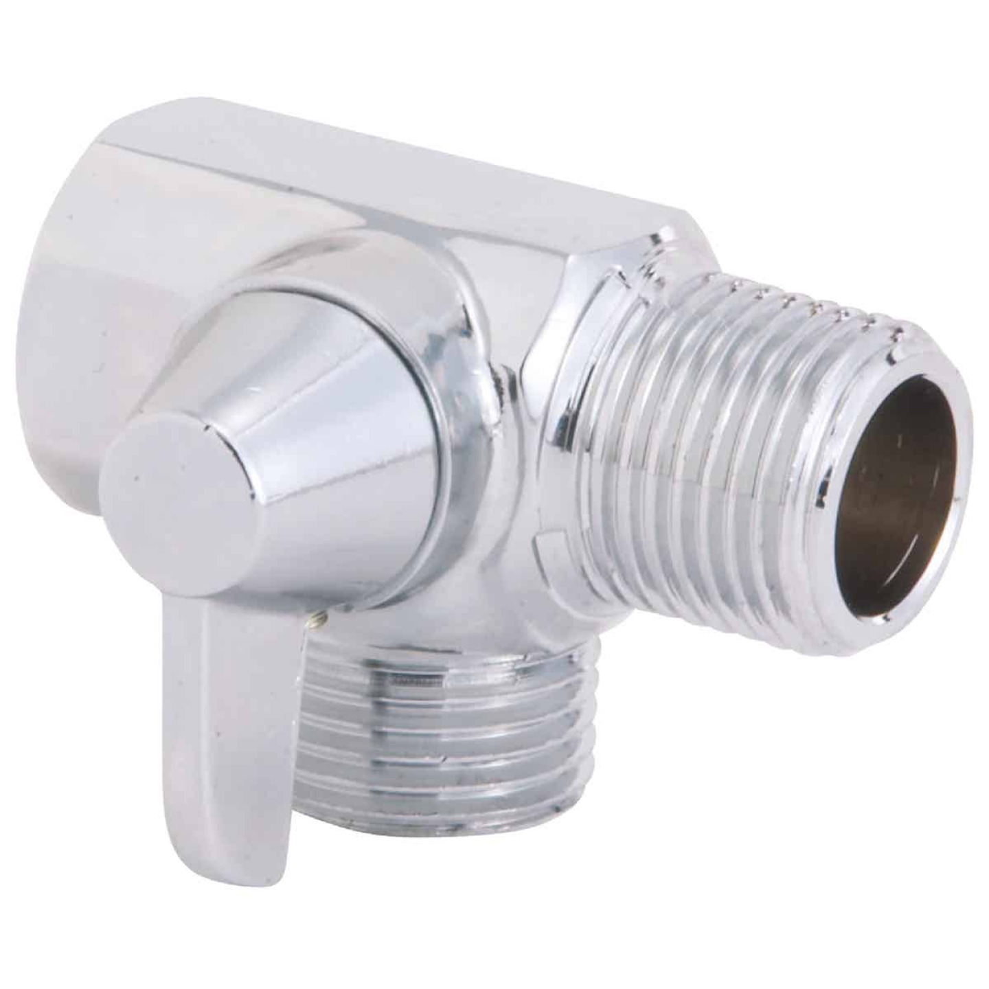 Do it Chrome Shower Diverter Valve Image 1