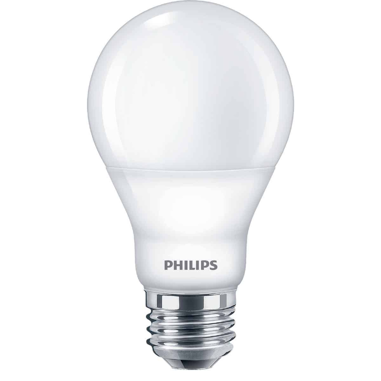 Philips Warm Glow 40W Equivalent Soft White A19 Medium Dimmable LED Light Bulb (4-Pack) Image 3