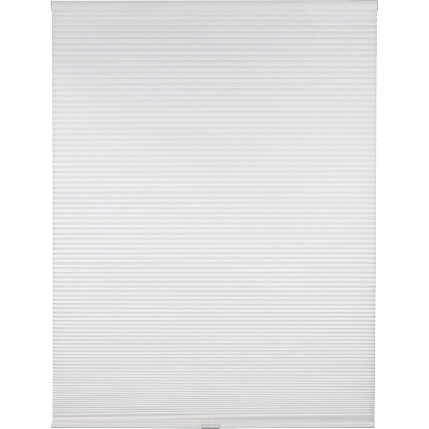 Home Impressions 1 In. Light Filtering Cellular White 23 In. x 72 In. Cordless Shade Image 1