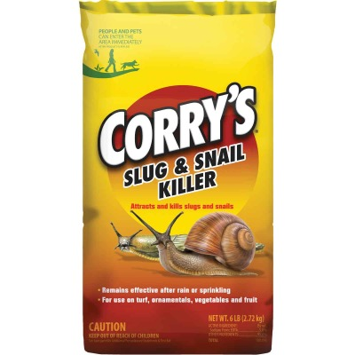 Corry's 6 Lb. Ready To Use Granules Slug & Snail Killer