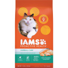 Iams Proactive Health Hairball Care 3.5 Lb. Chicken & Salmon Flavor Adult Dry Cat Food Image 1