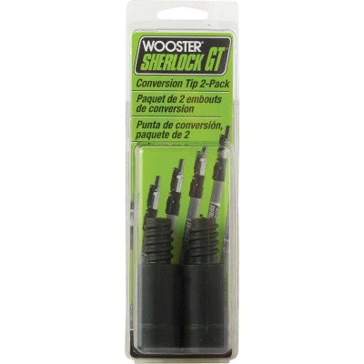 Wooster Sherlock GT Conversion Tip (2-Pack)