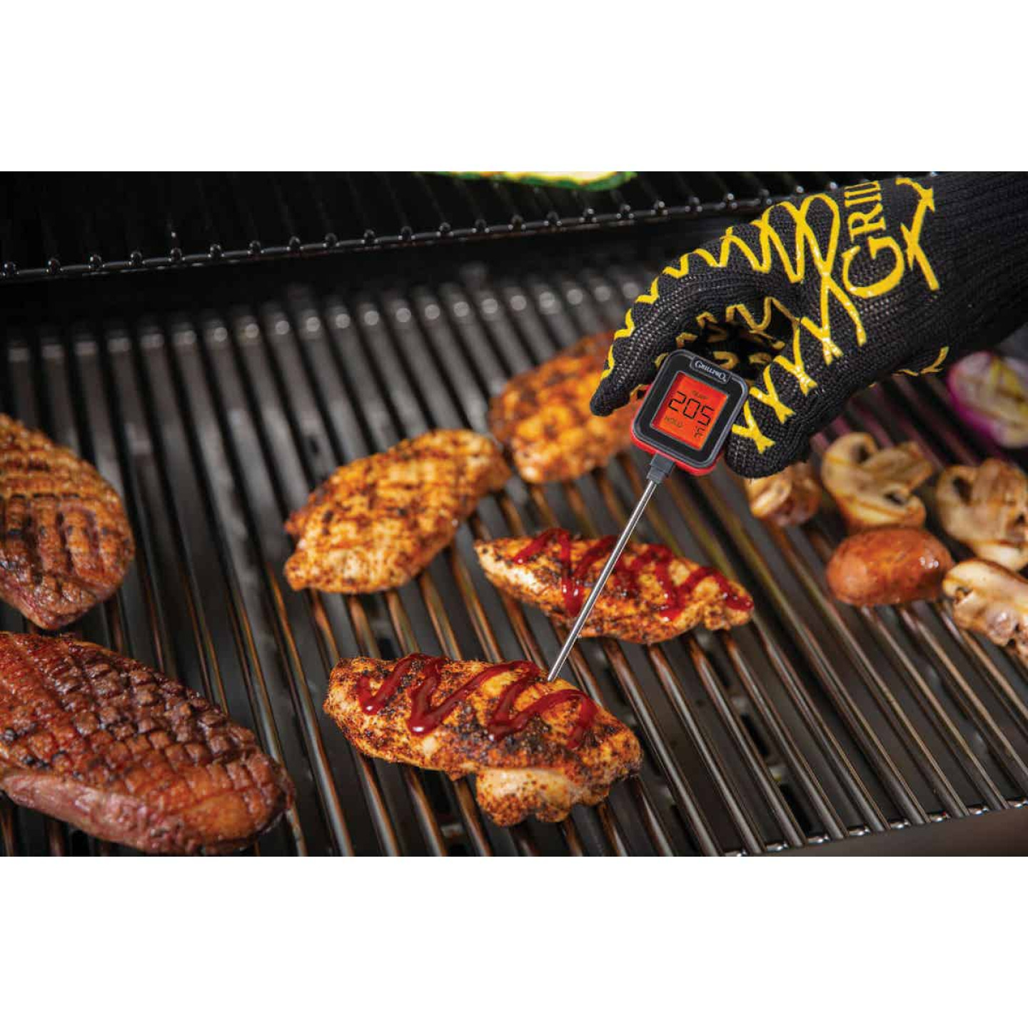 GrillPro Instant Read Probe Thermometer Image 2