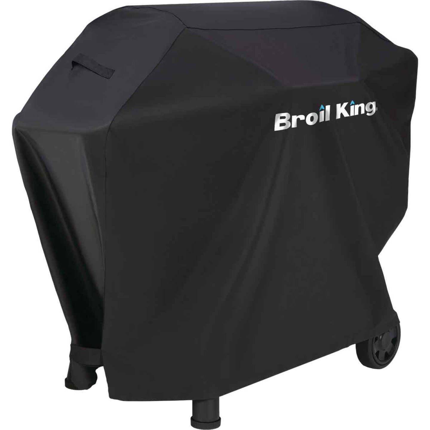 Broil King Baron Pellet 400 42 In. Black Grill Cover Image 1